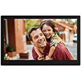 NIX Advance 17.3 Inch Digital Photo Frame X17b - Digital Picture Frame with IPS Display, Motion Sensor, USB and SD Card Slots and Remote Control