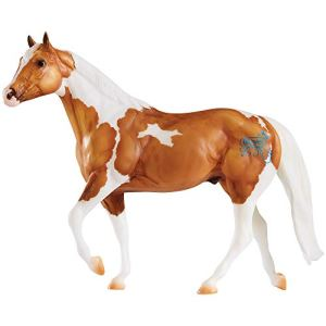 Breyer Traditional Series King American Paint Horse   Horse Toy Model   1:9 Scale   Model #1803
