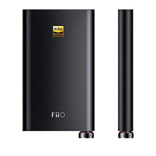 FiiO Q1 Mark II Native DSD DAC & Amplifier for iPhone, iPod, iPad and Computers