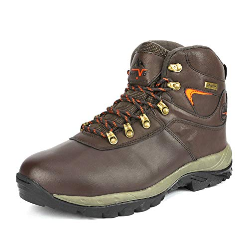 NORTIV Men's Winter Snow Boots