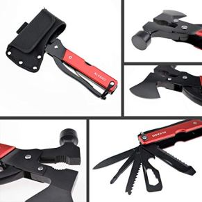 13-in-1-Camping-Tools-7-inch-Survival-Hatchet-Multi-Tool-Kit-with-Hammer-Pliers-Screwdriver-Saw-Bottle-Opener-Axe-Multitool-with-Belt-Pouch-for-Outdoor-and-Car-Emergency