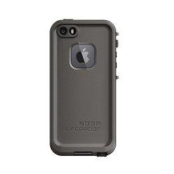 NEW LifeProof FRĒ SERIES Waterproof Case for iPhone 5/5s/SE ONLY - Retail Packaging - GRIND (DARK GREY/SLATE GREY/SKYFLY BLUE)