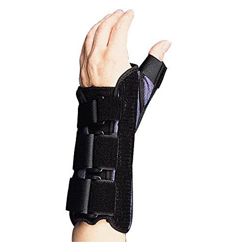 Bird & Cronin 08144563 Premier Wrist Brace with Thumb Spica, Right, Medium