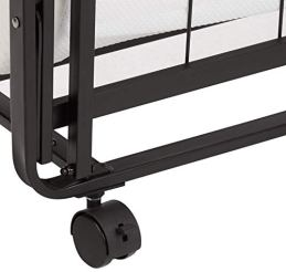 AmazonBasics-Premium-Rollaway-Single-Folding-Steel-Bed-with-4-Inch-Memory-Foam-Mattress-with-Caster-Wheels