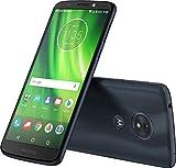 Verizon Prepaid Motorola Moto G6 Play 16GB No-Contract Smartphone, Deep Indigo Color - Locked to Verizon Wireless