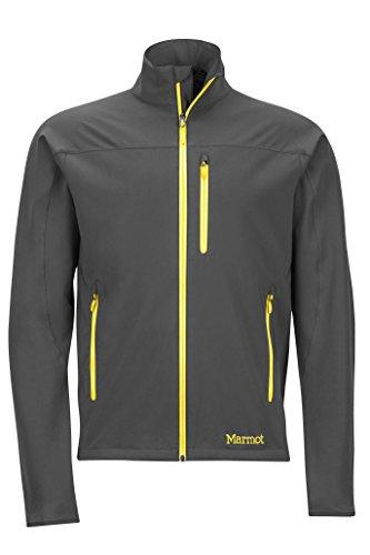 Marmot Tempo Men's Softshell Jacket, Slate Grey, X-Large
