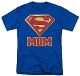 Superman-Super Mom T-Shirt Size M