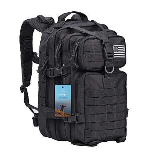 Prospo 40L Fishing Backpack Gear Military Tactical Assault Daypack Molle...
