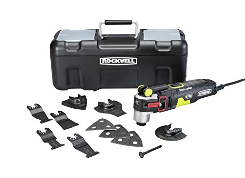 Rockwell RK5151K 4.2 Amp Sonicrafter F80 Oscillating Multi-Tool