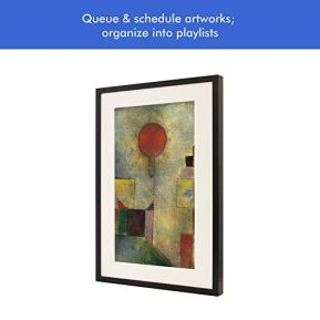 Canvia-Digital-Art-Canvas-Smart-Digital-Frame-11AC-WiFi-16GB-27x18in-Frame-Adv-Full-HD-Display-Powered-by-ArtSense-1-Year-Membership-Subscription-to-Premium-Art-Photography-Library