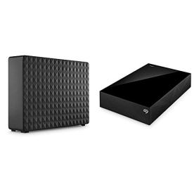 Seagate-Expansion-Desktop-8TB-External-Hard-Drive-HDD--USB-30-for-PC-Laptop-STEB8000100-Bundle-with-Seagate-Desktop-8TB-External-Hard-Drive-HDD--USB-30-for-PC-Laptop-and-Mac-STGY8000400