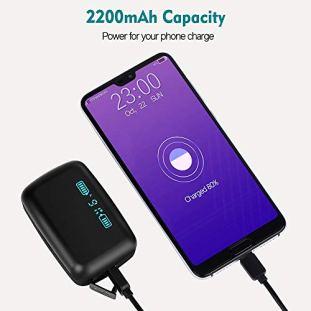 DuoTen-Waterproof-Wireless-Earbuds-Bluetooth-50-Wireless-Headphone-156H-Playtime-Hi-Fi-Stereo-Sound-IPX7-Waterproof-in-Ear-Wireless-Earphones-wMic-LCD-Digital-Display-2200mAh-Rechargeable-Case
