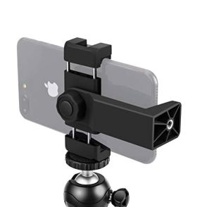 Smartphone-Video-Microphone-Kit-with-LED-LightPhone-HolderTripod-Vertical-Horizontal-Vlog-YouTube-Filmmaker-Video-Kit-for-iPhone-7-8-X-XS-MAX-11-Pro-Samsung-Huawei