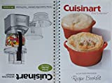 Cuisinart Elite Collection Recipe Booklet for 14-Cup Food Processor (FP-14 Series)