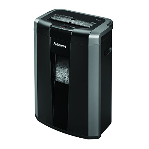 Fellowes Powershred 76Ct 16-Sheet Cross-Cut Heavy Duty Office Paper Shredder with Jam Buster (4676001)