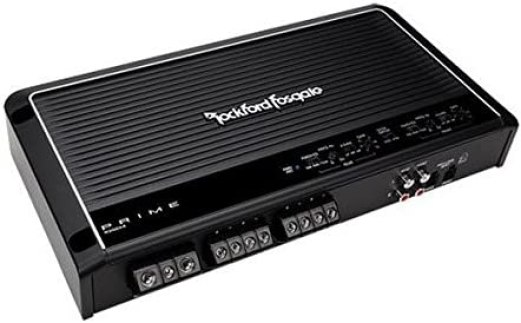 4-channel amp rockford fosgate