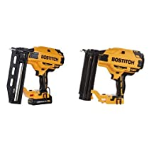 Save 33% on BOSTITCH two nailer bundle