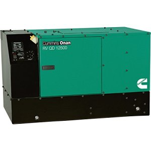 Cummins Onan Quiet Series Diesel RV Generator – 12.5 kW, Model# 12.5HDKCB-11506