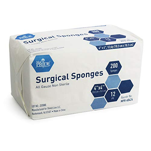 """Medpride Gauze Surgical Sponge 