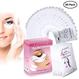 Eye Gel Pads - 50 Pairs of Eyelash Lash Extension Under Eye Gel Pads Eye Patches