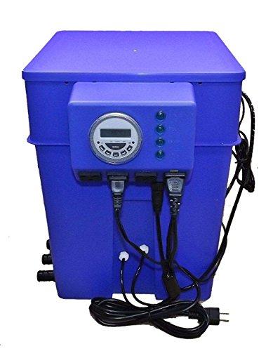 Multi Flow Hydroponics System Gravity Ebb and Flow Bucket Controller Brain Unit ...