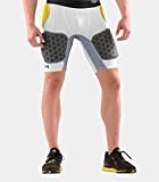 Under Armour New Men's MPZ 5 Pad 3D Armour Girdle