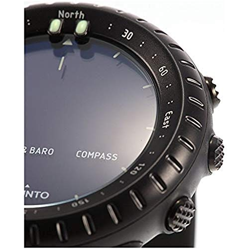 SUUNTO Core All Black Military Men's Outdoor Sports Watch - SS014279010 17 Fashion Online Shop gifts for her gifts for him womens full figure