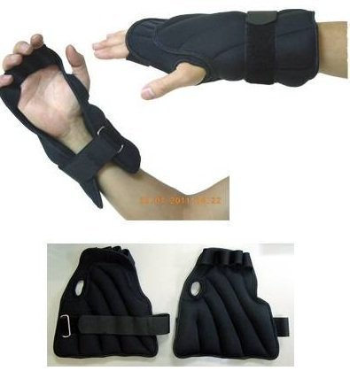 Playwell weighted shadow boxing gloves