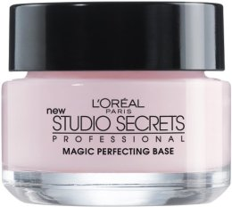 L'Oreal Paris Magic Perfecting Base Face Primer, Instantly Smoothes Lines, Mattifies Skin & Hides Pores, Improves Makeup's Staying Power, Suitable for All Skin Types, Dermatologist Tested, 0.5 fl. oz.