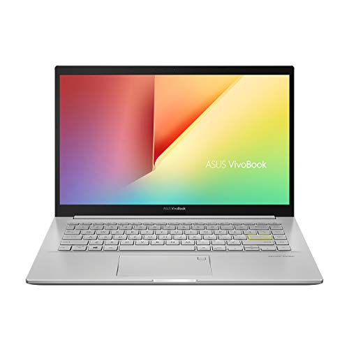 ASUS VivoBook Ultra K14 Intel Core i3-10110U 10th Gen 14-inch FHD Thin and Light Laptop (4GB RAM/512GB NVMe SSD/Windows 10/Integrated Graphics/Transparent Silver/1.40 kg), K413FA-EK819T