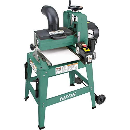 Grizzly G0716 Drum Sander, 10-Inch