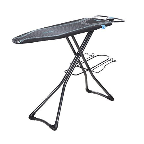 minky Ergo Plus Ironing Board, 48' x 15', Blue Multi