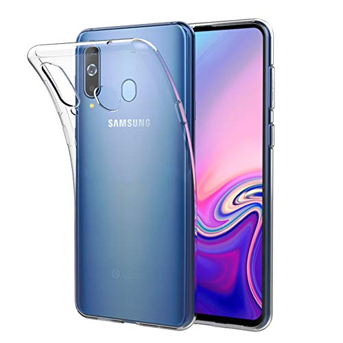 Prime Retail Back Case Cover for Samsung Galaxy M40 [Protective + Anti Shockproof CASE], Samsung Galaxy M40 Back Cover Case -Prime Retail Transparent Case 1