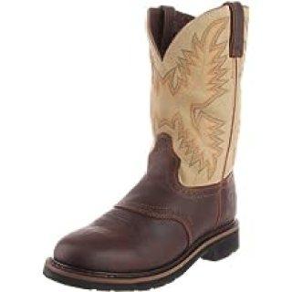 Justin Men's Stampede Boot