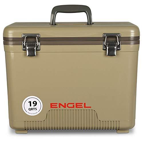 Engel Cooler/Dry Box 19 Qt - Tan