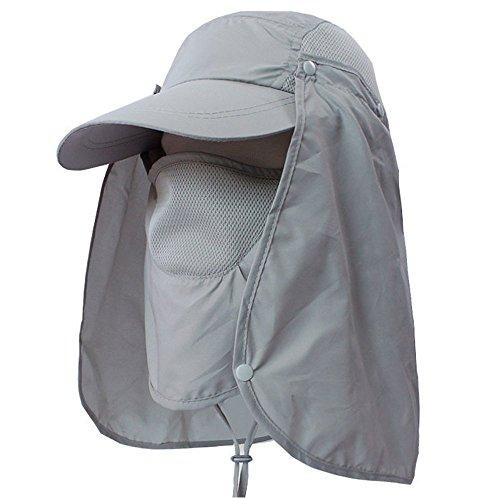 99b9302e196ef Fishing Hat 360°UV Protection Sun Hat