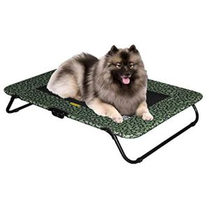 Pet Gear Pet Cot Elevated Cooling Pet Bed, No Assembly Required, 3 Sizes, 2 Colors 11