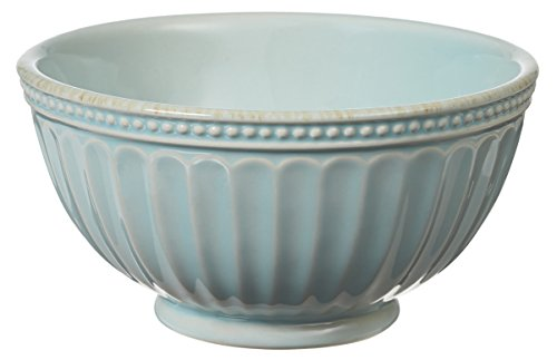 Lenox French Perle Everything Bowl, Ice Blue