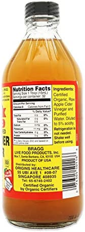 Bragg Organic Apple Cider Vinegar, 16 oz 10