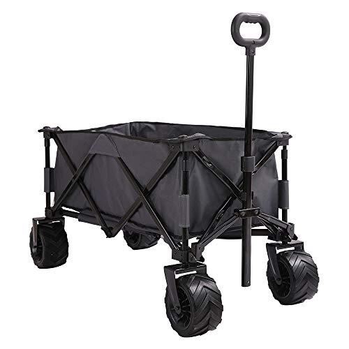 Patio Watcher Folding Wagon Cart Heavy...