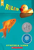 Rules joins the Scholastic Gold line, which features award-winning and beloved novels. Includes exclusive bonus content!Twelve-year-old Catherine just wants a normal life. Which is near impossible when you have a brother with autism and a family t...