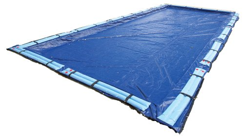 Blue Wave Gold 15-Year 18-ft x 36-ft Rectangular In Ground Pool Winter Cover