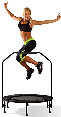 Impex Fitness Marcy Cardio Trampoline Trainer