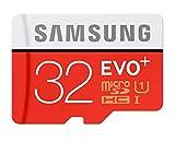 Samsung 32GB EVO Plus Class 10 Micro SDHC with Adapter 80mb/s (MB-MC32DA/AM)
