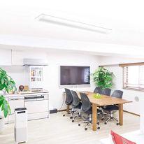 AntLux-4FT-LED-Wraparound-Light-Fixture-50W-Ultra-Slim-LED-Shop-Lights-for-Garage-5500-Lumens-4000K-Neutral-White-No-Glare-4-Foot-Flush-Mount-Office-Ceiling-Wrap-Light-for-Workshop-Kitchen-8-Pack