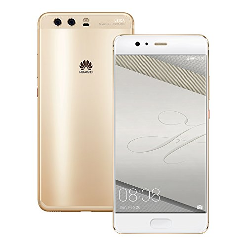 HUAWEI P10 Plus VKY-L29 5.5 inch Kirin 960 Dual 20 MP + 12 MP (6GB+128GB) Smartphone (Gold)