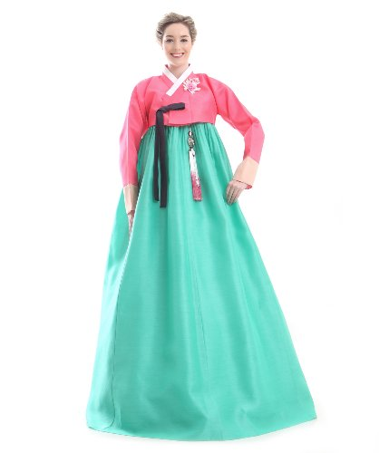 61qQicT%2BkGL We make this beautiful Hanbok just for you. Please give us your 4 sizes: Height and the other 3 sizes referring to the body measurement picture 100% highest quality silk