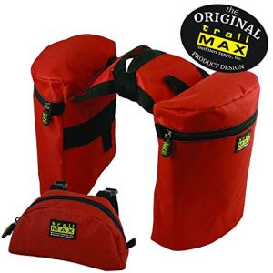 TrailMax Junior Horn Bag & Pommel Pocket Combo