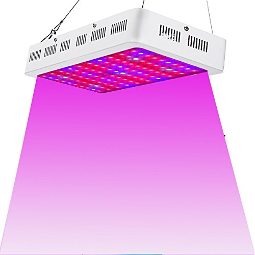 Full Spectrum 1000 Watt LED Grow Light for Indoor Plants Veg and Flower