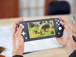 Nintendo Switch Lite Gris